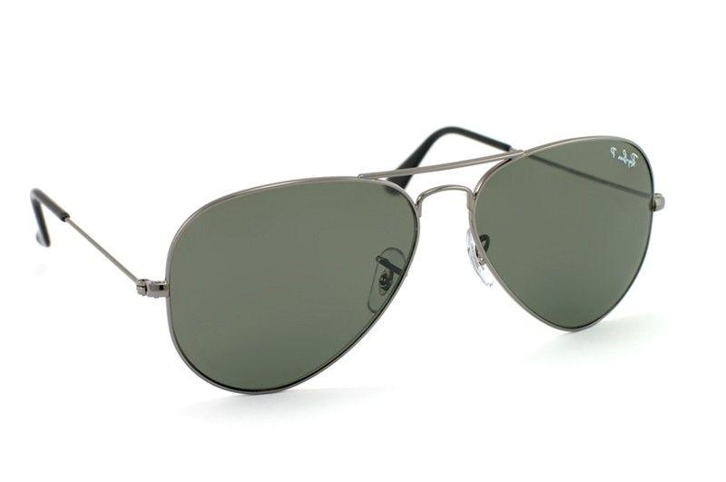 brand new ray ban polarized aviator large