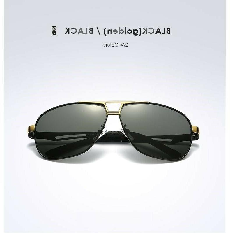 Classic Sunglasses Men UV400