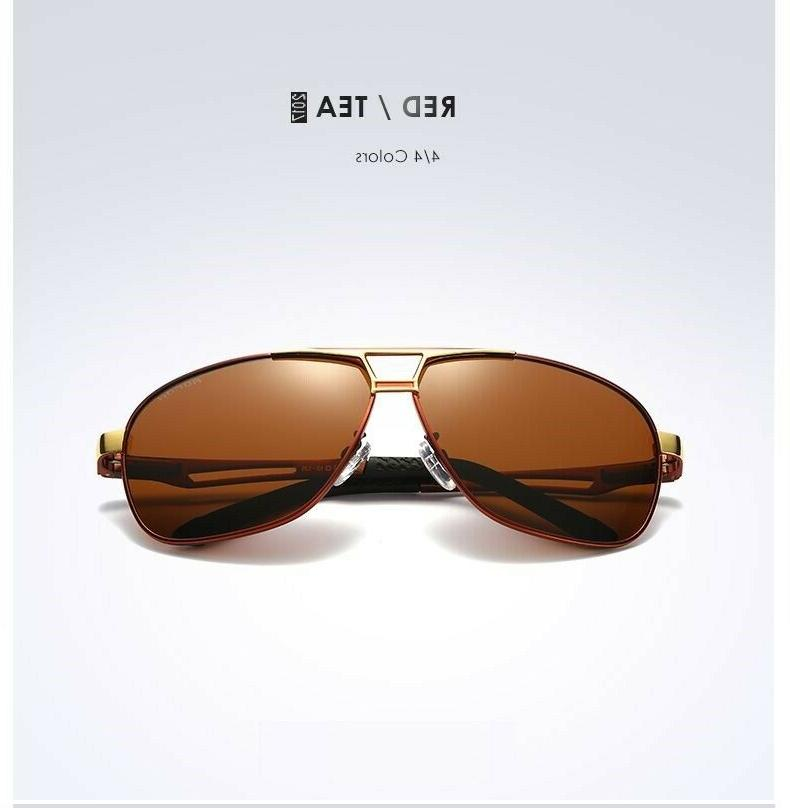 Classic Aviator Men Polarized UV400 Lens Accessories