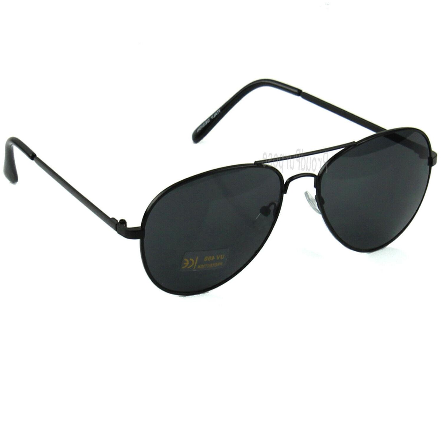 Fashion Sunglasses Vintage Retro Pilot