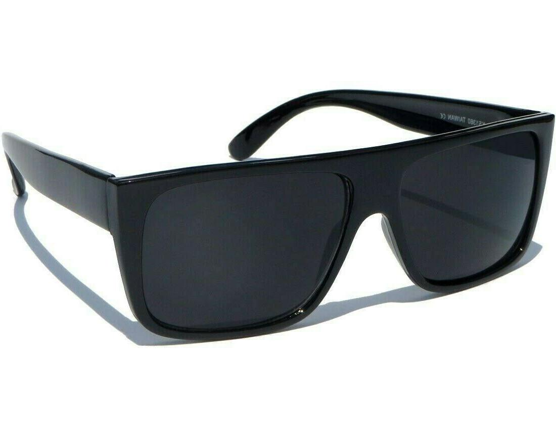 FLAT TOP Frame Lens Mens Aviator
