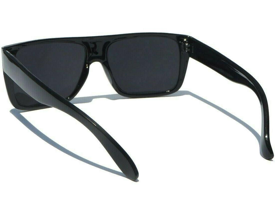 FLAT TOP Retro Frame Super Mens Womens Aviator