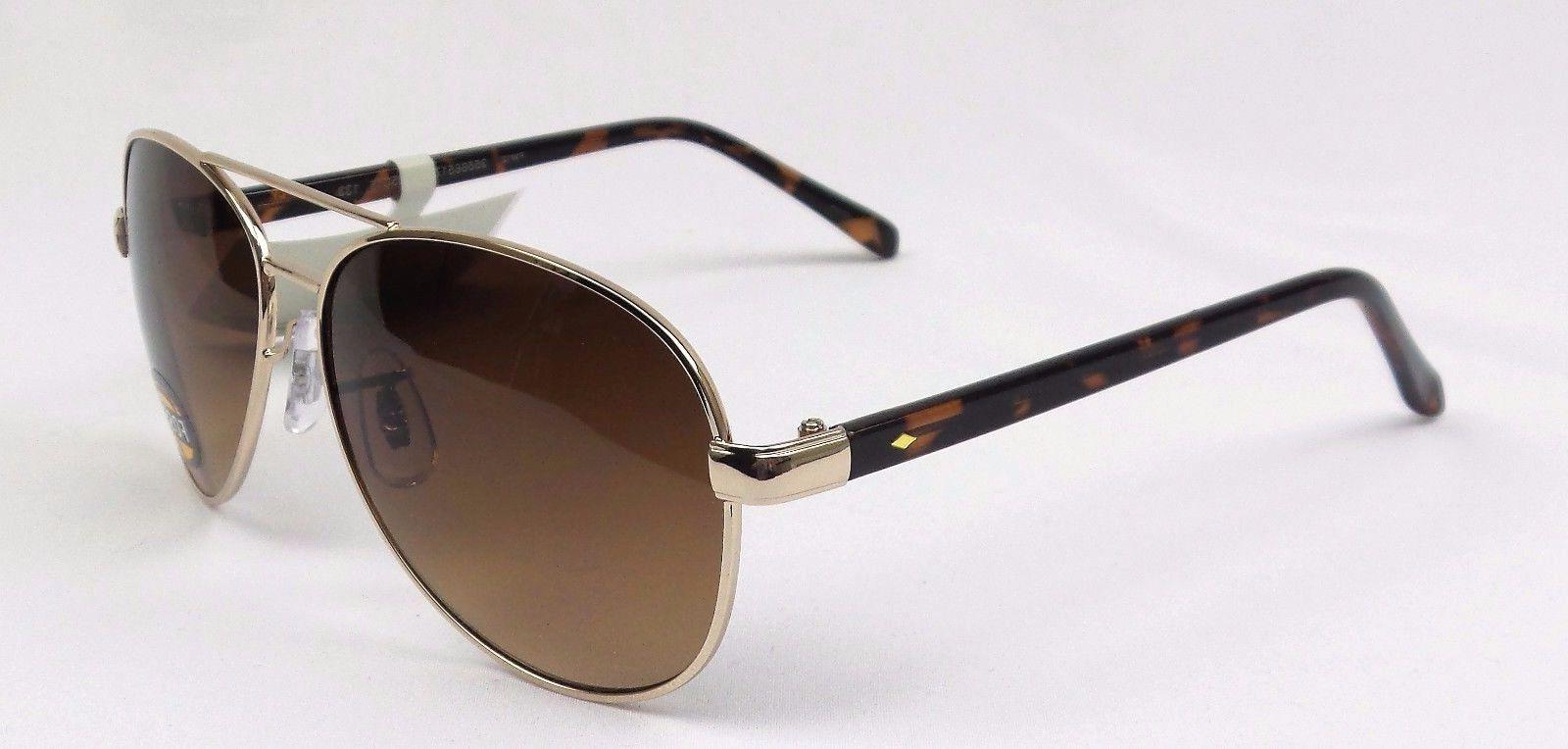 FOSSIL Ladies Frame Brown Sunglasses NEW