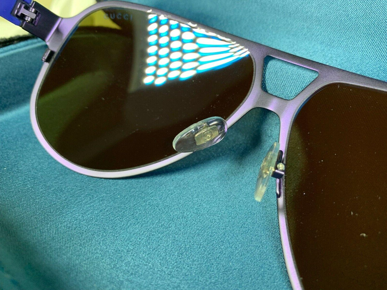 20952b209e Gucci 2252 S Semi Matte. Gucci GG Semi Blue Men s Sunglasses