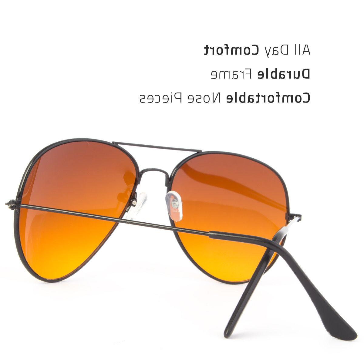 Hd Aviator Amber