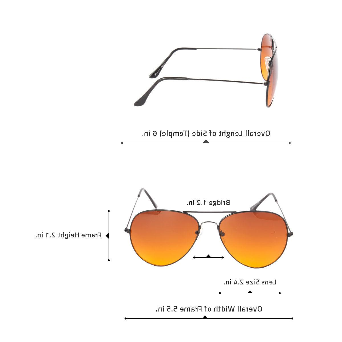 Hd Sunglasses Night Vision Amber