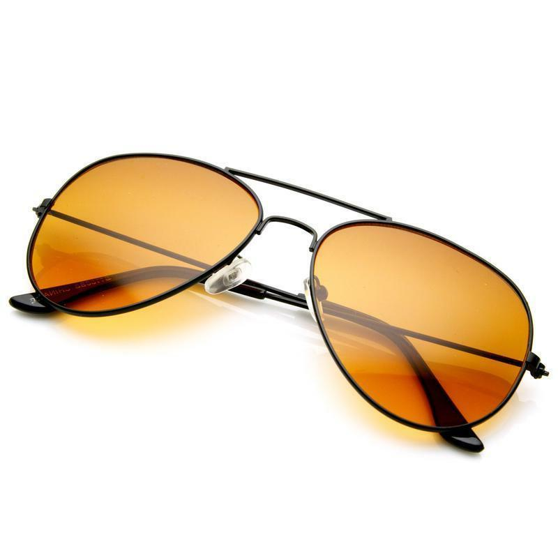 Hd Sunglasses Night Amber