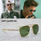 Hot Fashion Army Military Sunglasses AO Aviator Glasses Eyew