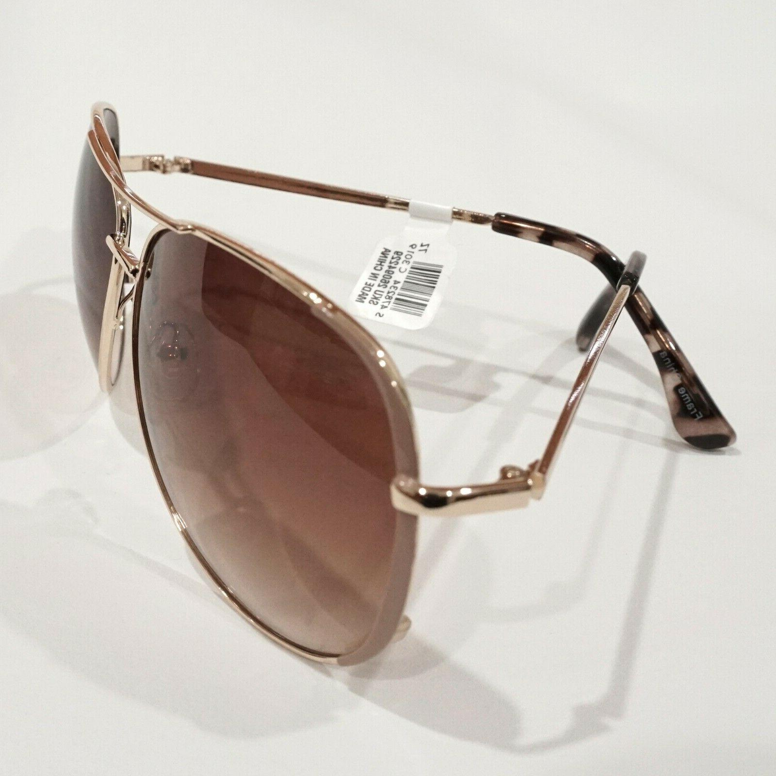 LOFT Gold Metal Aviator