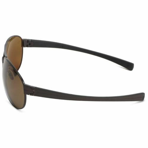 TAG LRS 0253 203 62mm Brown Lens Sunglasses