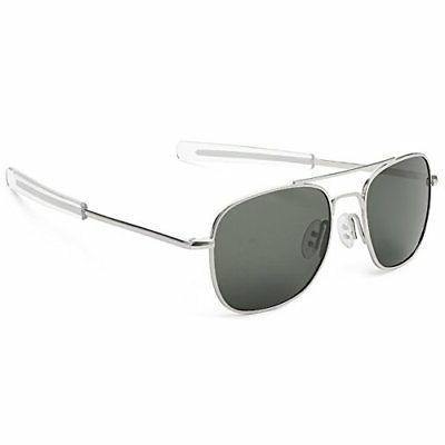 men s pilot aviator sunglasses polarized 55mm