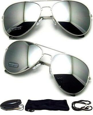 men sunglasses style silver frame with dark