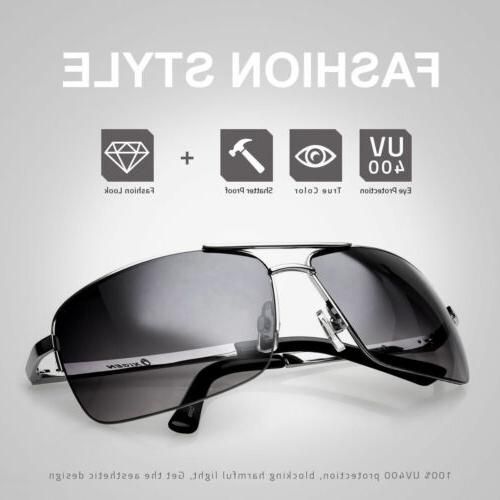 Metal Glasses Outdoor Sports