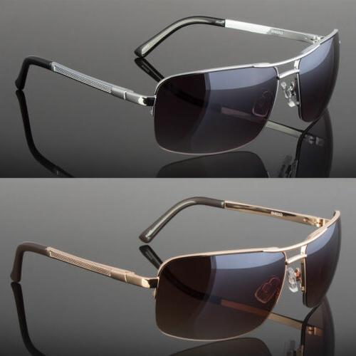 new men s classic sunglasses metal driving