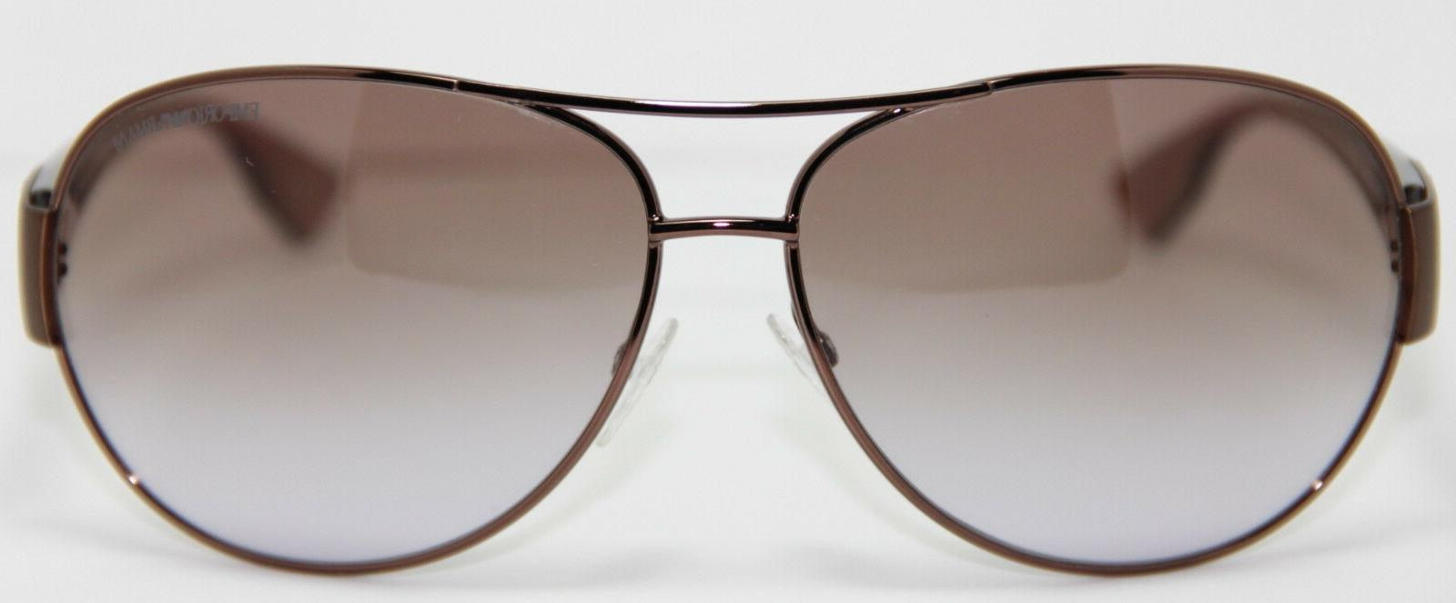 New Emporio Armani Men's Women's Sunglasses EA9691 Y04 Brown