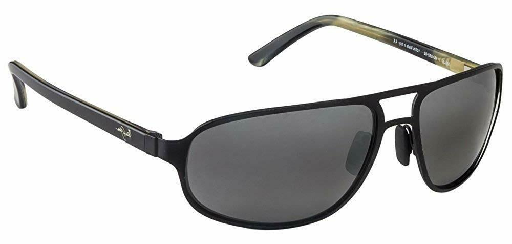 new polarized aviator sunglasses lahainaluna black w