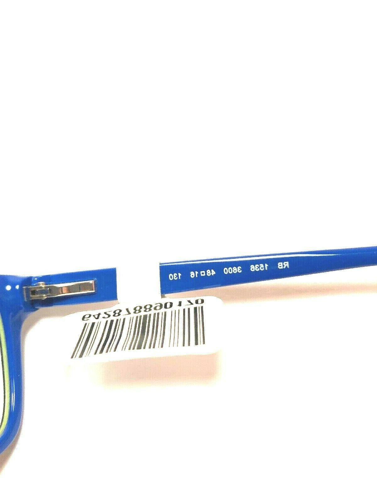 NEW Ray Ban 1536 130 Kids Eyeglasses/Frames 5B
