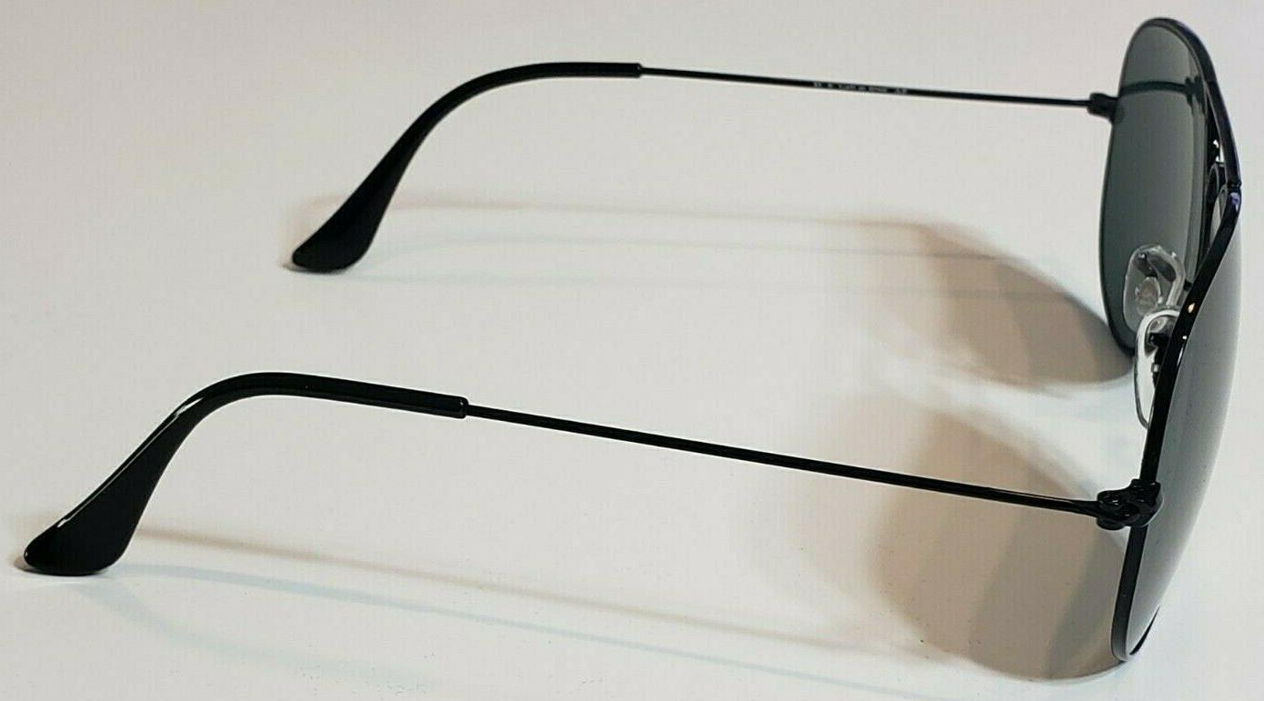 NEW RAY BAN RB3025 002/62 58mm Sunglasses