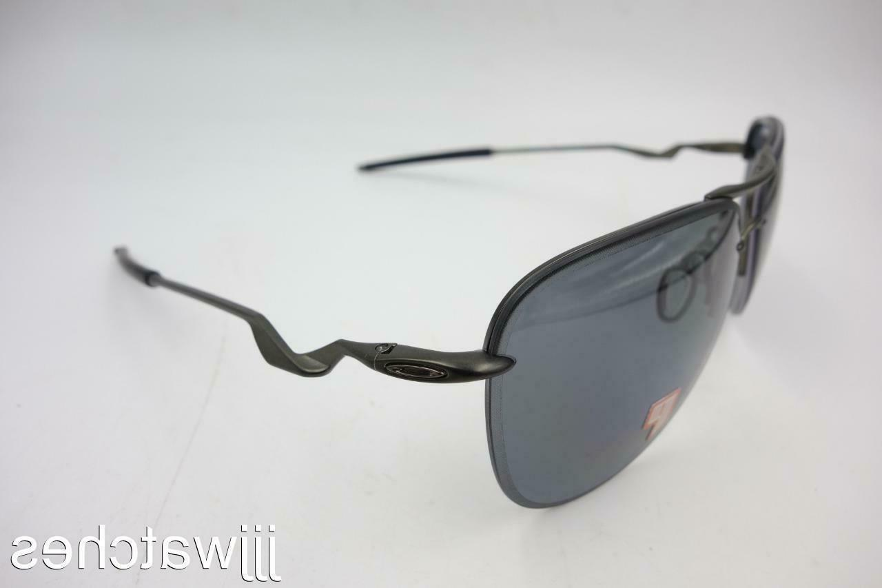 New Tailpin Carbon Gray Sunglasses OO4086-05