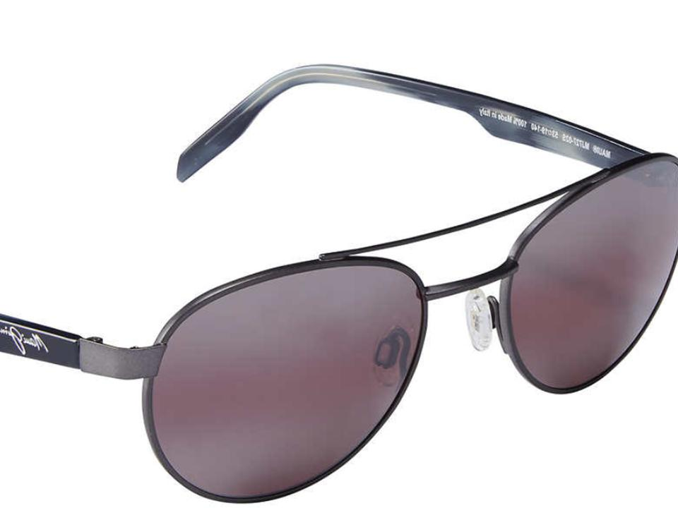NEW* COUNTRY POLARIZED ROSE Aviator Sunglass