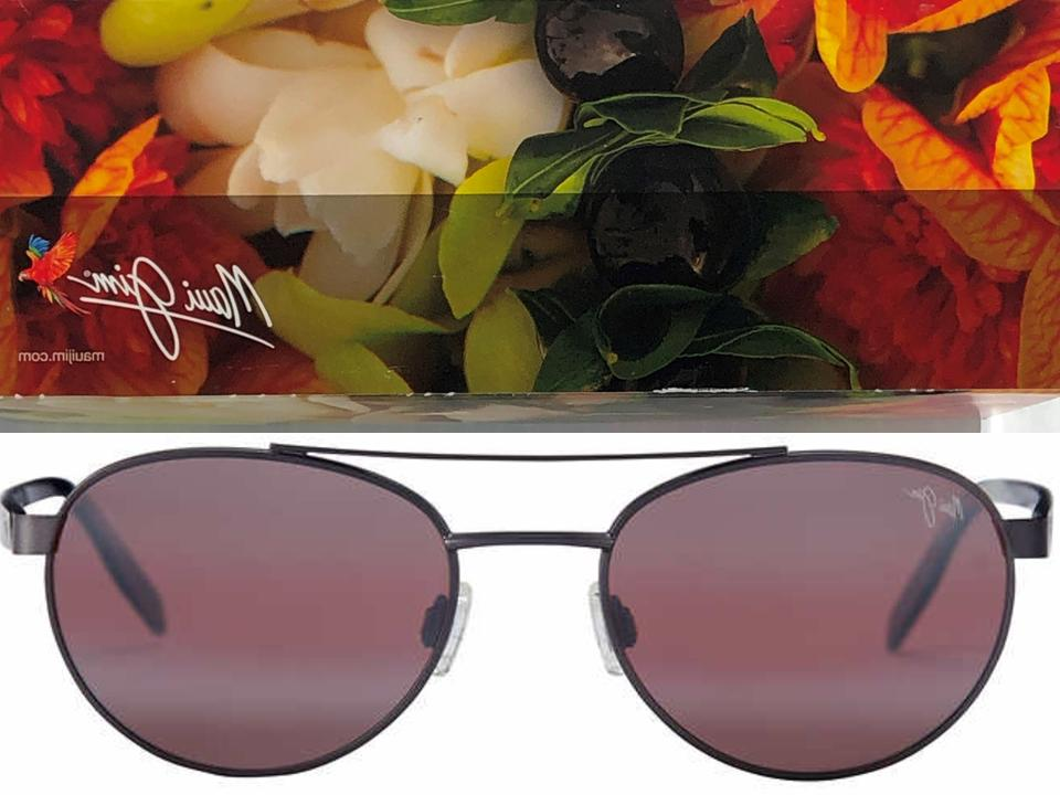 NEW* Jim COUNTRY Gunmetal POLARIZED ROSE Sunglass
