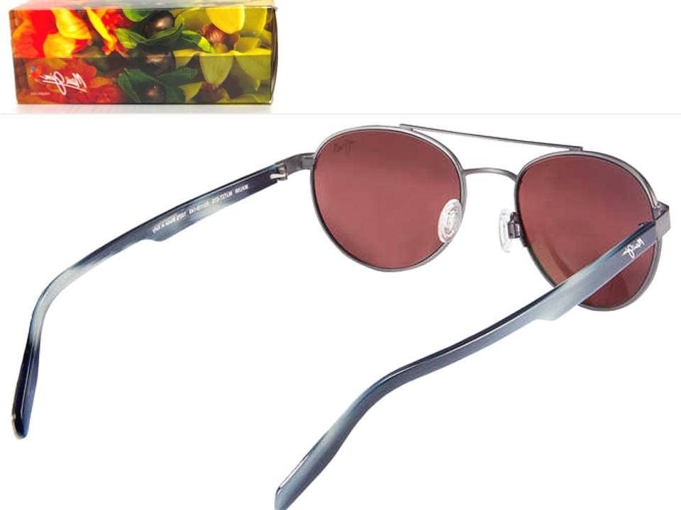 NEW* Maui COUNTRY Maui ROSE Aviator Sunglass RS727-02