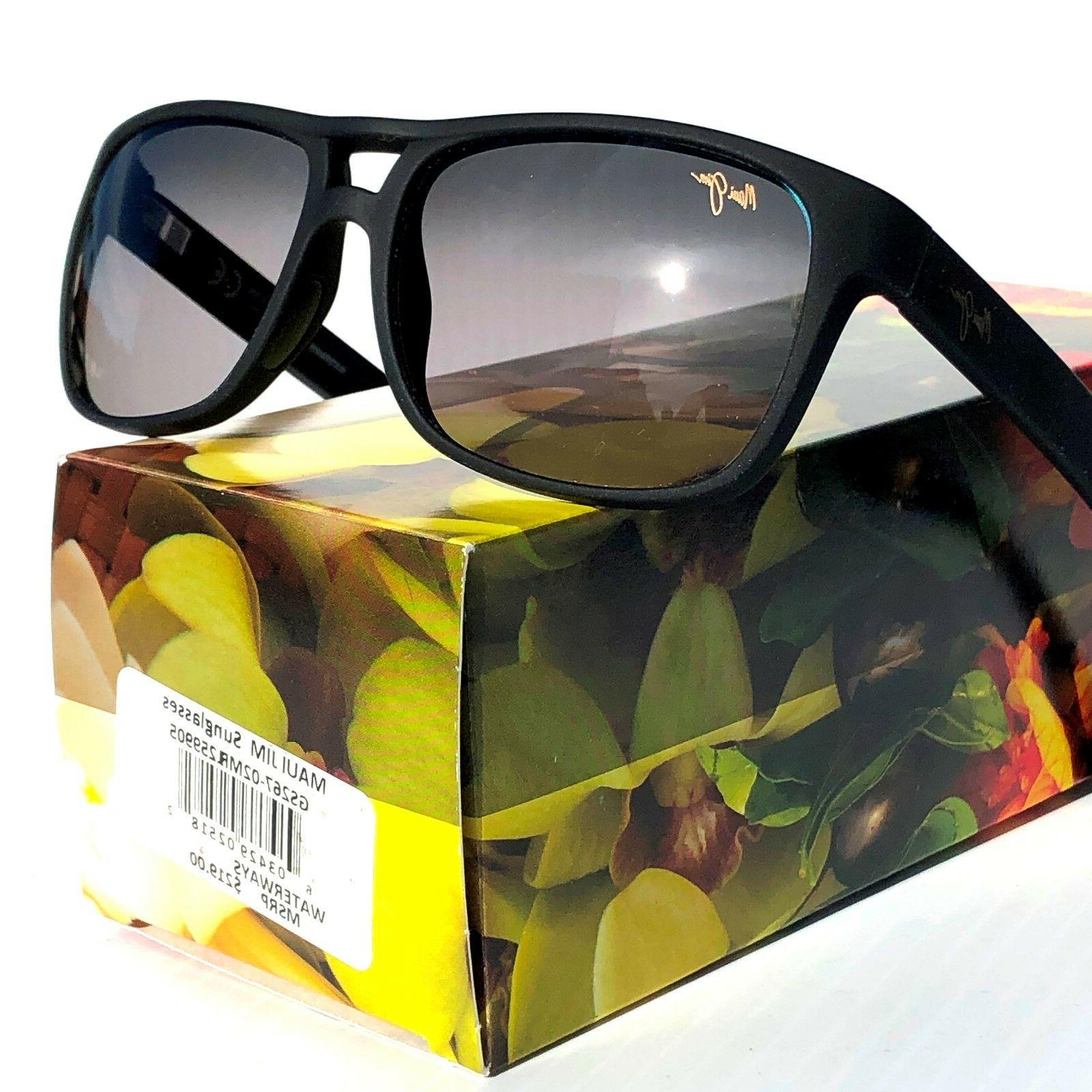 NEW* Jim Black Aviator Grey Sunglass