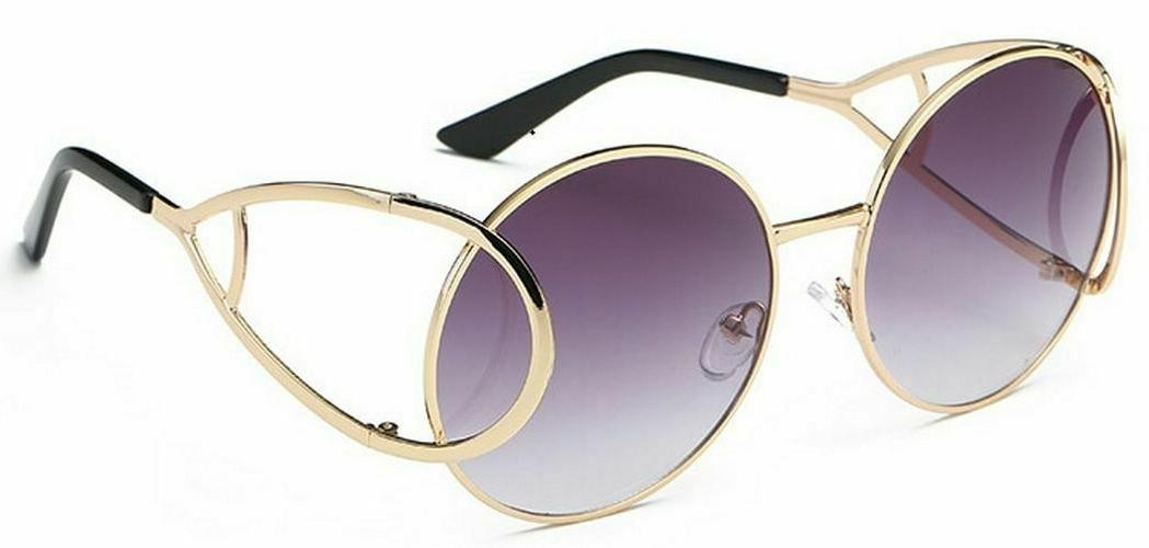 Oversized Sunglasses Aviation Accessories Lens