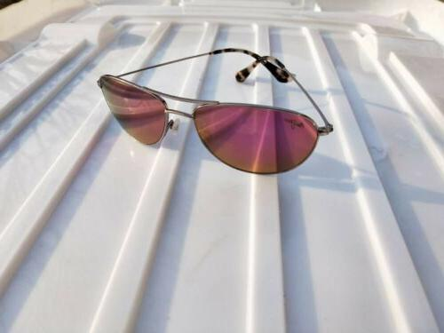 Maui Jim P245-16R Baby Beach Sunrise Rose Gold Polarized Avi