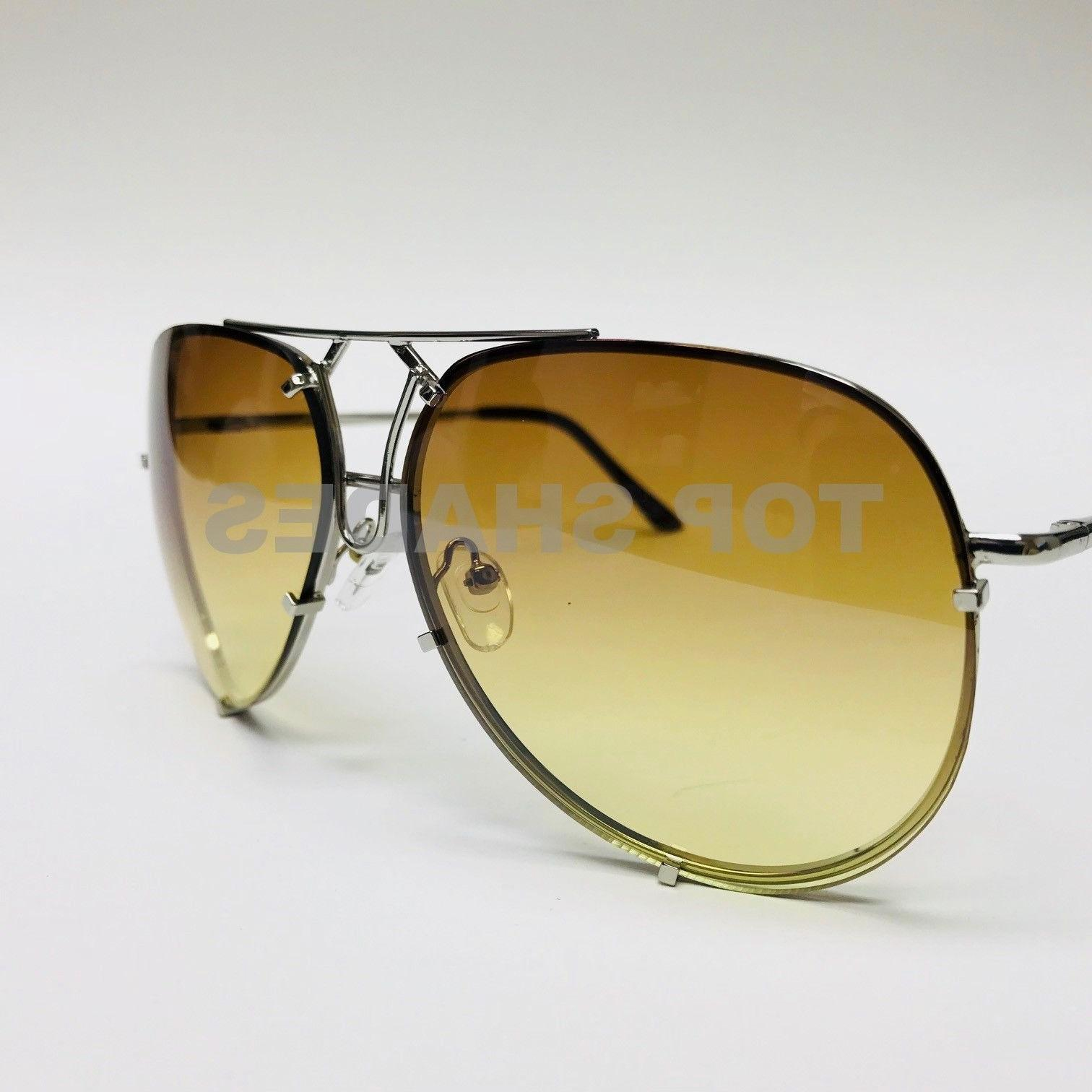 Metal Color Lens Men
