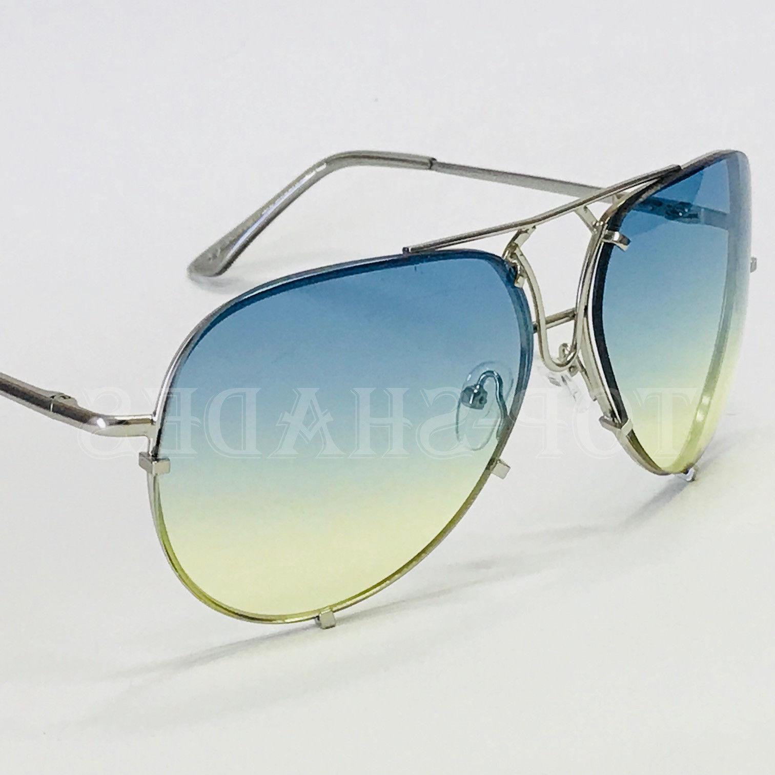 Posche Metal Frame Men Women Fashion 2019