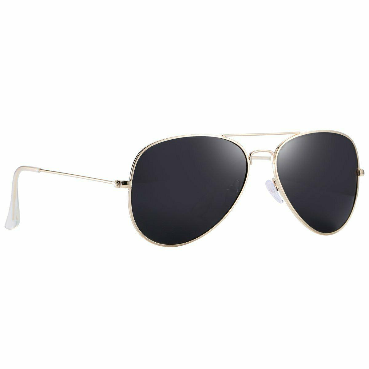 Pro Acme Classic Polarized Aviator for and Women UV400 Protection