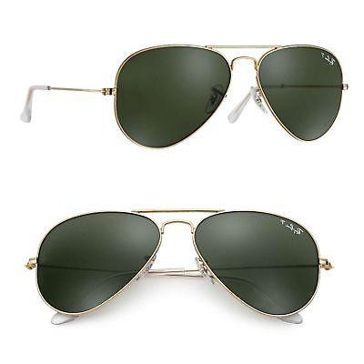 Ray-Ban new for women green polarized