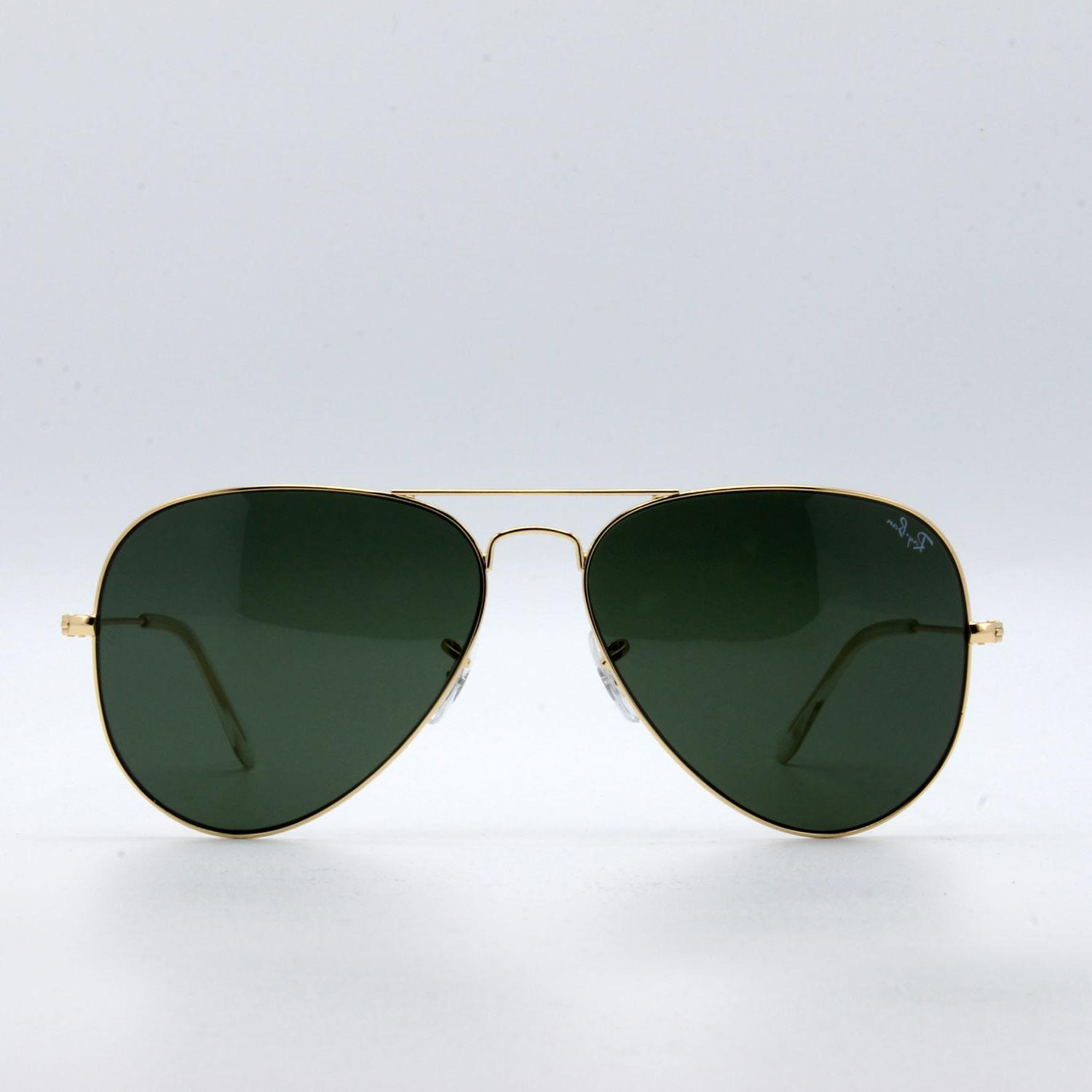 Ray-Ban new sunglasses for men, green LARGE