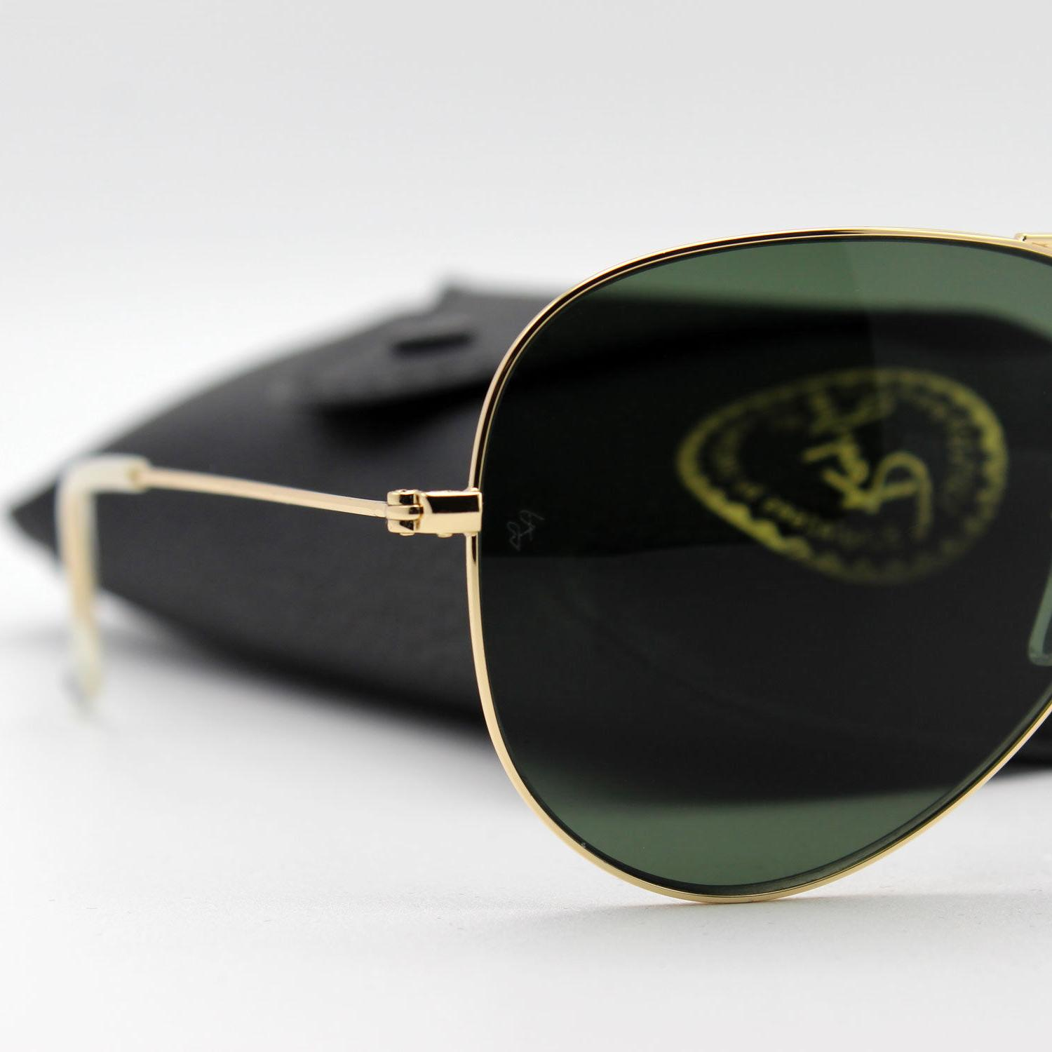 Ray-Ban aviator for classic LARGE