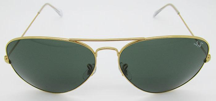 Ray Ban G15 Large 62mm Sunglasses