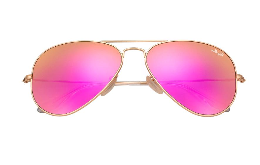 Ray-Ban Sunglasses 112/4T Frame/Hot Pink