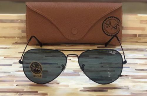 Ray-Ban RB3025 L2823 58mm Crystal Green