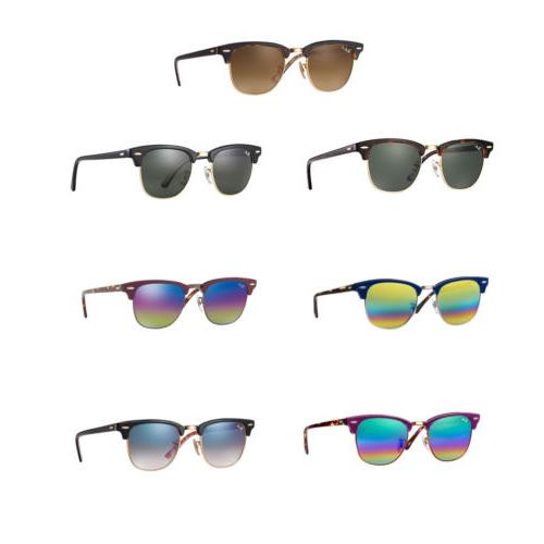 5279ed2cf3 Ray-Ban RB3016 Clubmaster Classic Sunglasses - Choice of Col