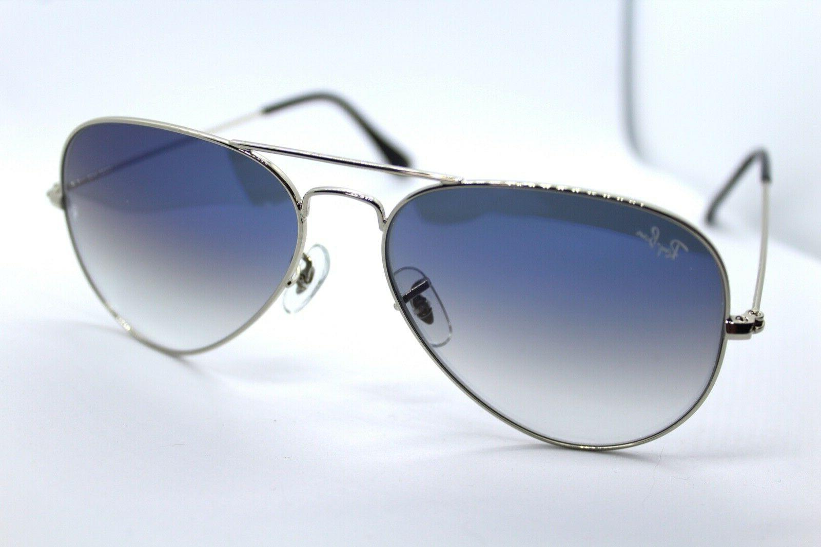 ray ban rb3025 003 3f silver aviator