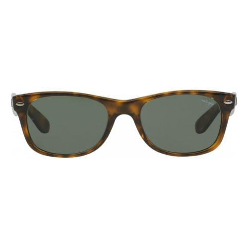 Ray-Ban RB2132 New Wayfarer Non Polarized Sunglasses,Tortois