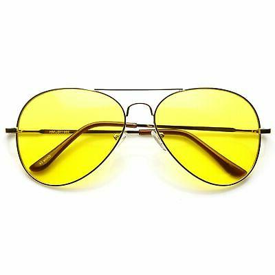 Retro Large Sunglasses Lens