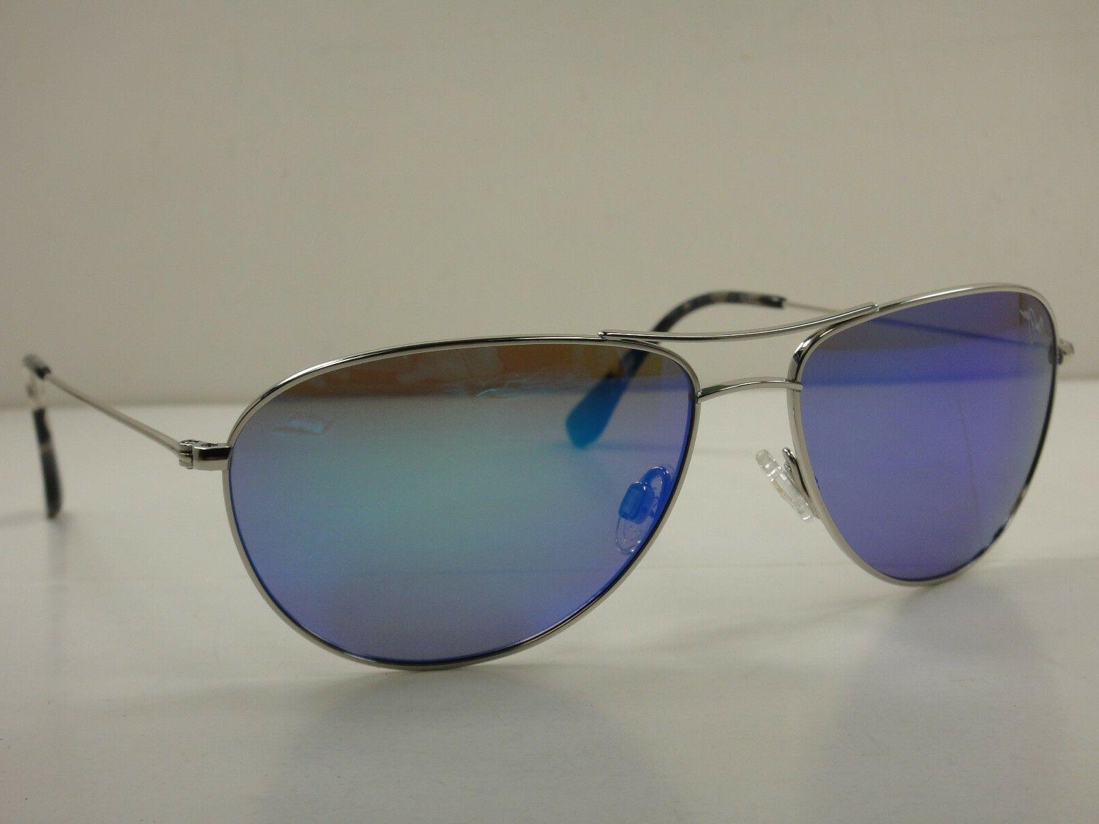 MAUI POLARIZED SUNGLASSES HAWAII PURE LENS NEW