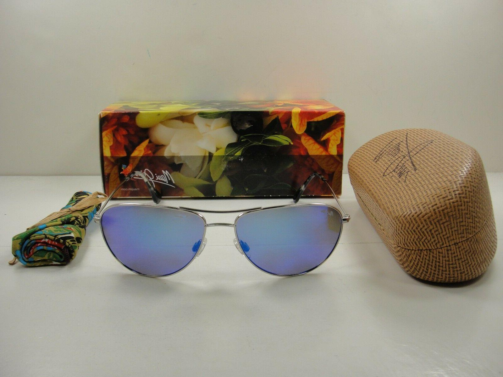 sea house polarized b772 17 sunglasses silver