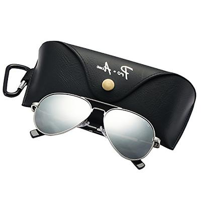 Pro Acme Small Polarized Aviator Sunglasses for Kids and You