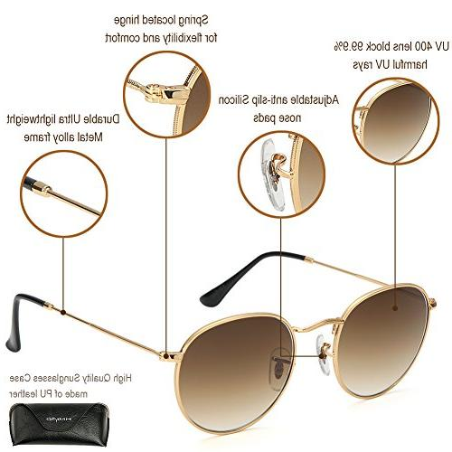 Small Lenses UV Protection Sunglasses by …