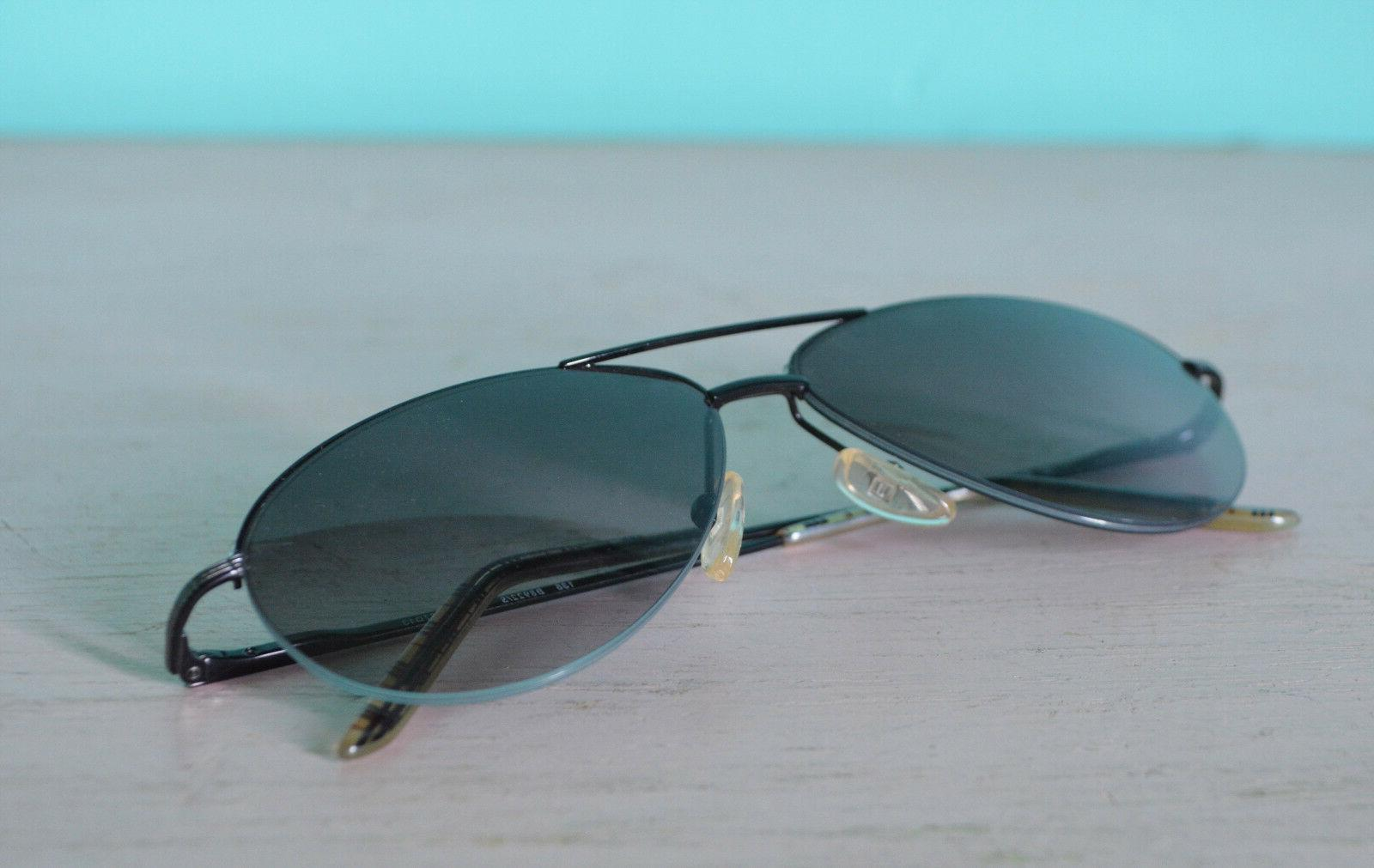 smokey grey aviator sunglasses with nova check
