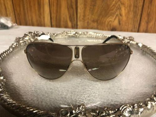 sunglasses mens gypsy gold brown mwm authentic
