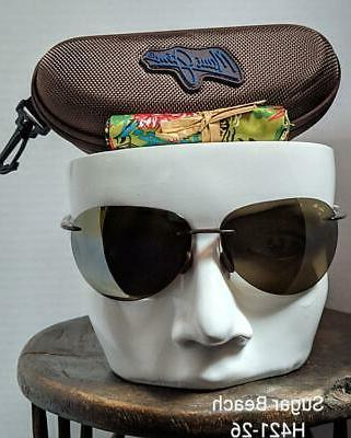 Maui Jim Sunglasses BEACH MRSP