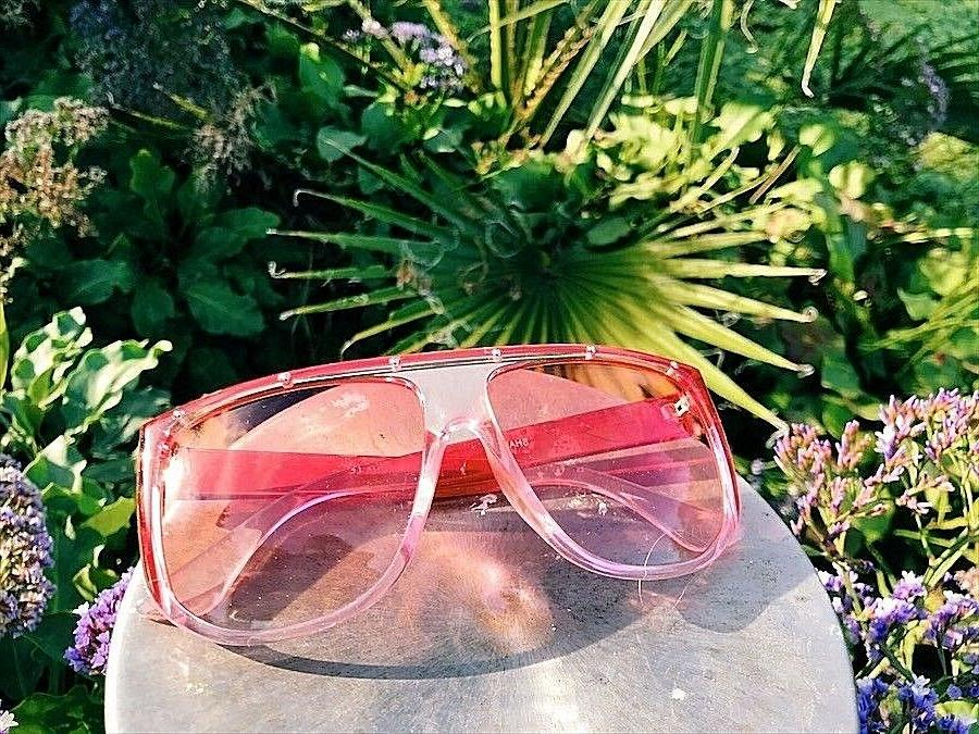 "Sunglasses OVERSIZED ""EMMA"" Square GAFAS"